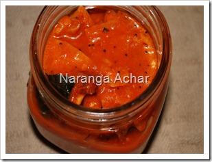 Naranga Achar