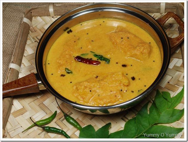 Mambazha Curry