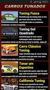 Jogos de Carros Tunados - screenshot thumbnail