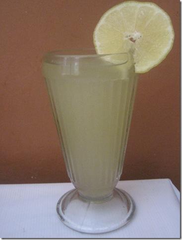 Refresco: Como preparar jugo de Lima