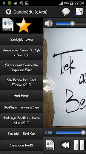 Beşiktaş Marşları Feda