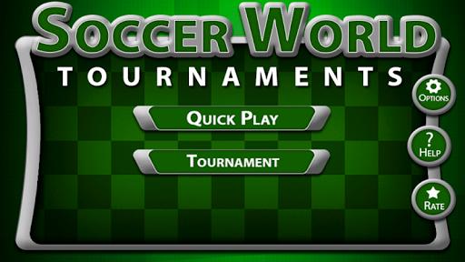 Soccer World Tournaments