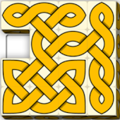 Oxvo, celtic slide puzzle