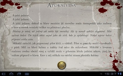 Apokalypsa CZ- screenshot thumbnail