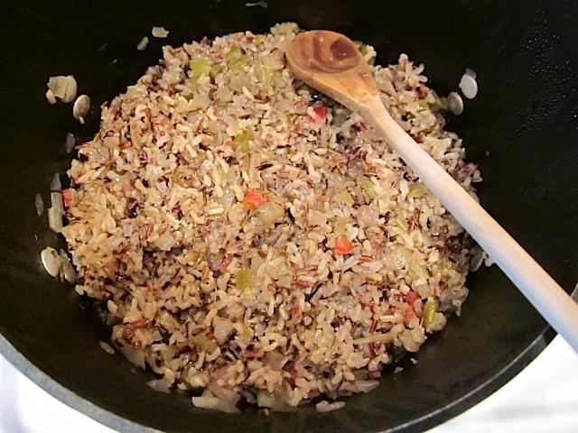 fluff rice mix