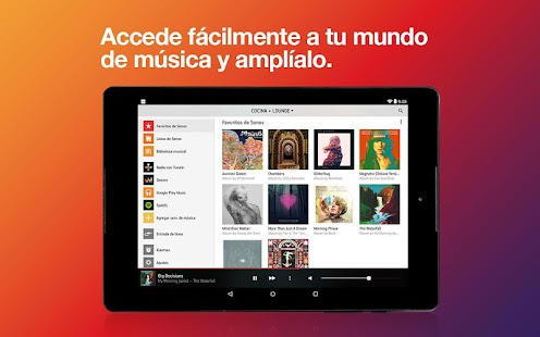 Sonos Controller Para Android- screenshot thumbnail