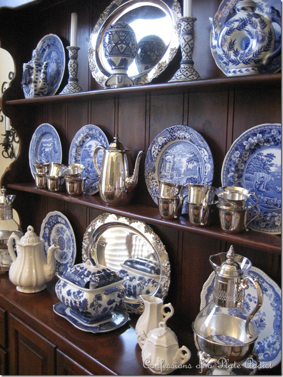 Confessions Of A Plate Addict More Blue And White