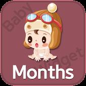 Baby Months Widget