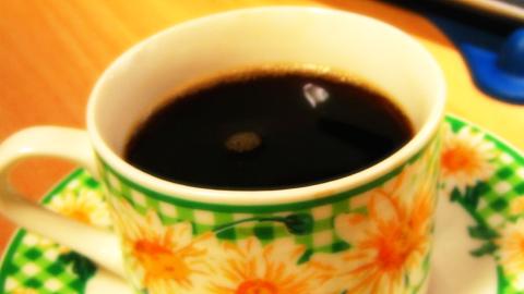 2010/04/01. 晚餐後 每日不可缺的咖啡時光