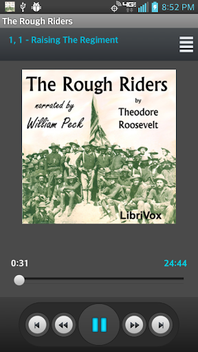 Rough Riders The T. Roosevelt