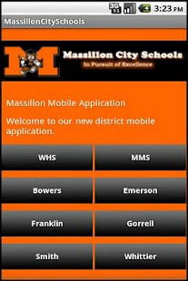 Massillon City Schools - screenshot thumbnail