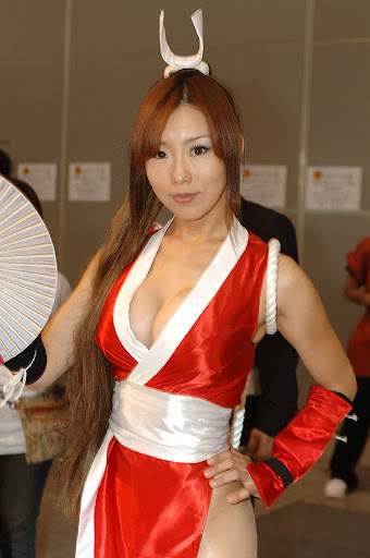 Asian Entertainment  U0026 Culture  Sexy Hot Cosplay