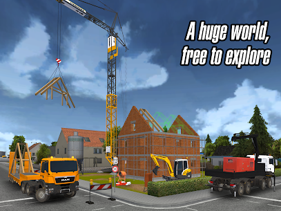 Construction Simulator 2014 v1.11 Mod APK+OBB 10