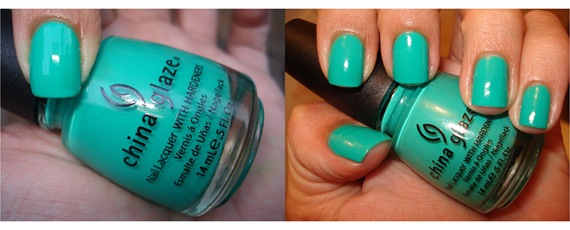 China Glaze - Four Leaf Clover