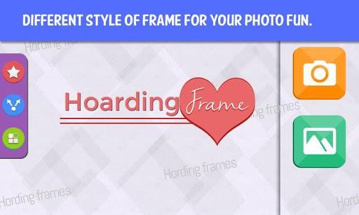 Lovely Hoarding Frames