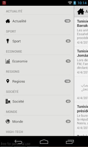 Tunisie News