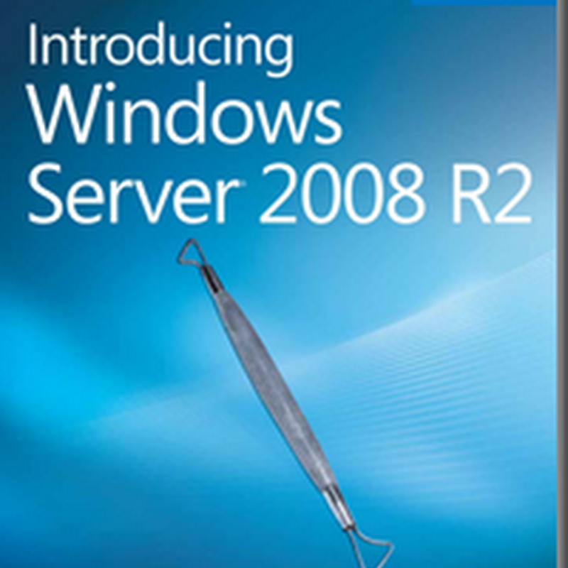 Introducing Windows Server 2008 R2 eBook (free)