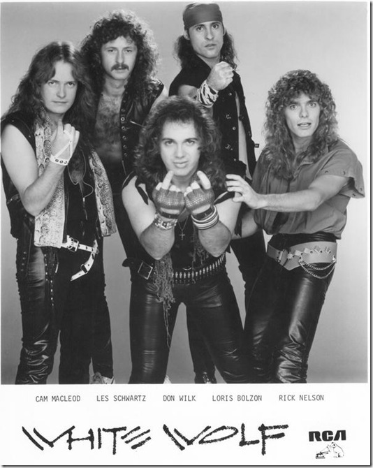 White Wolf – Classic Canadian Rockers ← The Urban Country