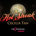THE HOT STREAK-SEXY BASEBALL logo