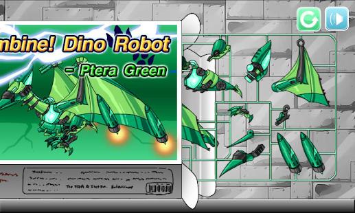 Dino Robot - Pteranodon - náhled