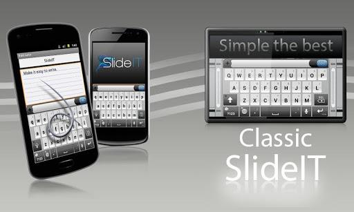 SlideIT Classic Skin