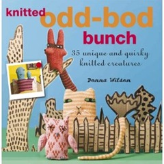 knitted odd-bod bunch book