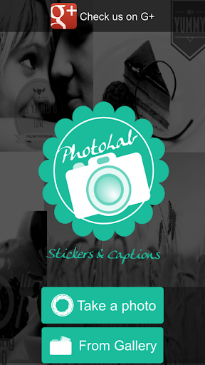 PhotoLab - Stickers Captions