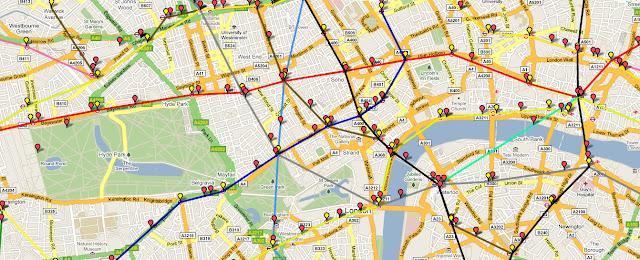 Was ist möglich mit der Maps API? Londoner Programmierer zeigen es!