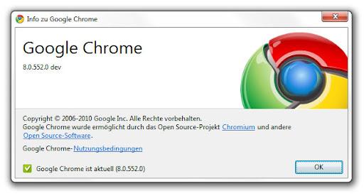 Chrome 8