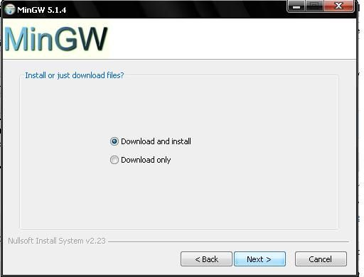 Gcc for windows-Install the MinGW (GCC) Compiler Suite and Cygwin