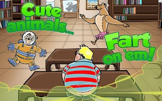 Screenshot of Fart Ninja