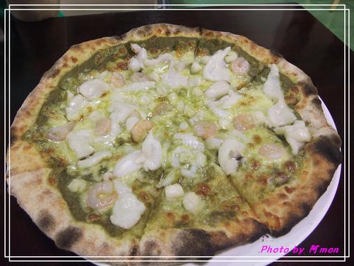 帕里歐窯烤披薩~台中唯一有大窯的披薩店