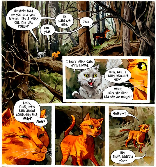 Beasts of Burden 1 panel 2