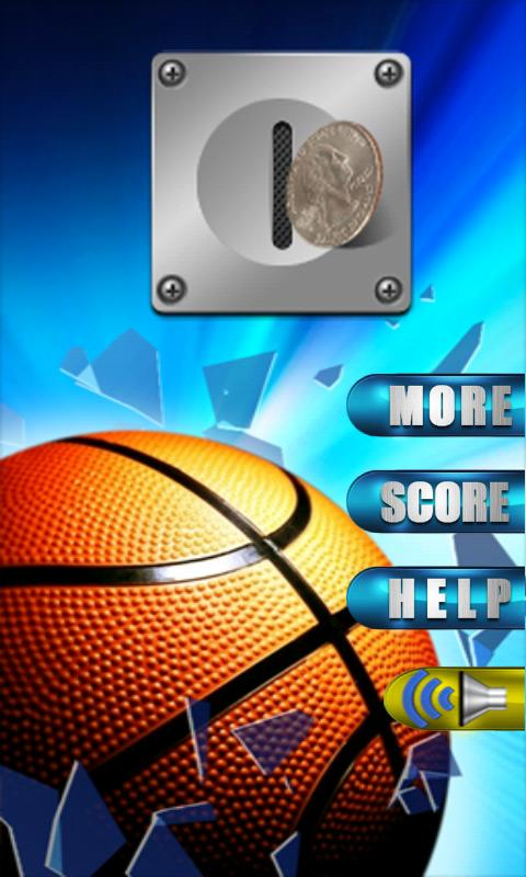 BasketBall Toss - screenshot