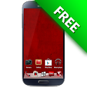 i Like Red GO Launcher Theme icon