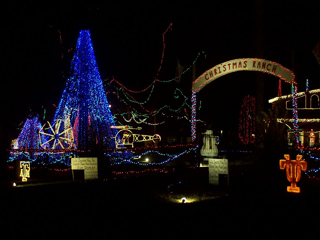The Christmas Ranch.Christmas Ranch