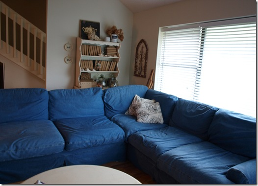 Remarkable I Bleached My Denim Couch And This Is What Happened Free Creativecarmelina Interior Chair Design Creativecarmelinacom