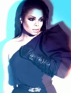 Janet Jackson graces Wonderland magazine - Photographer: Aitken Jolly / Styling: Anthony Unwin