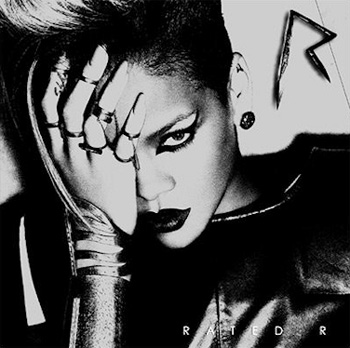 Rihanna's 'Rated R' album cover