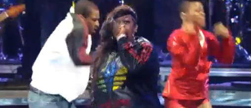 Missy Elliott at VH1's Hip hop honors: The dirty south | Live performances