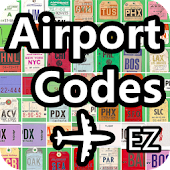 Airport Codes Easy