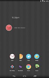 Flatro - Icon Pack Screenshot 9
