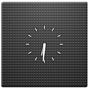 Transparent Clock Widget 2x2 個人化 App LOGO-APP試玩