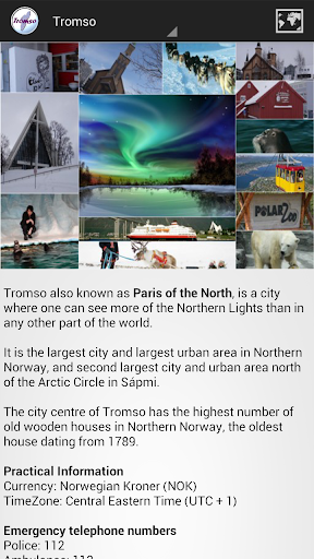 Tromso City Guide