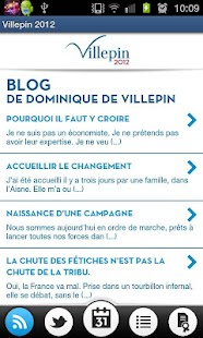 Villepin 2012 - screenshot thumbnail