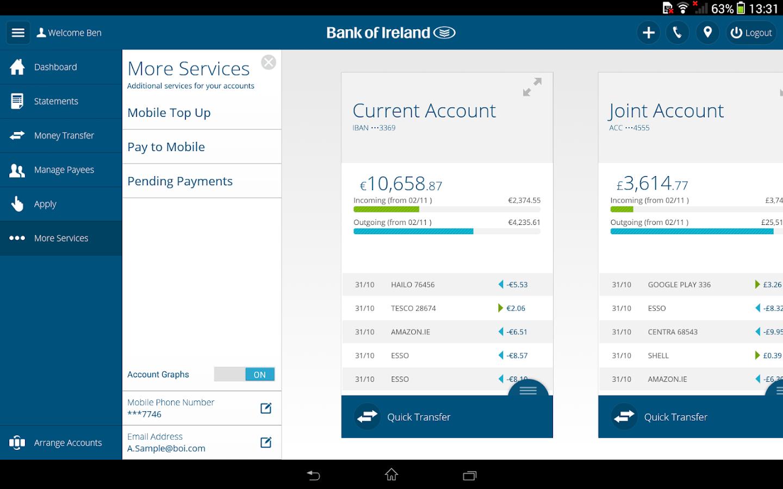 Banking 365 App