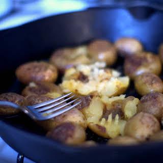 Romesco Potatoes.