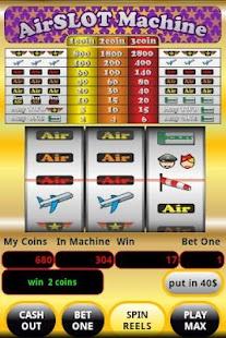 Air Slot Machine