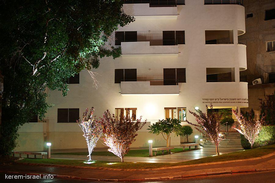 מעולה מבנים לשימור בתל אביב - שכונת כרם ישראל, בלב תל אביב הקטנה OY-38