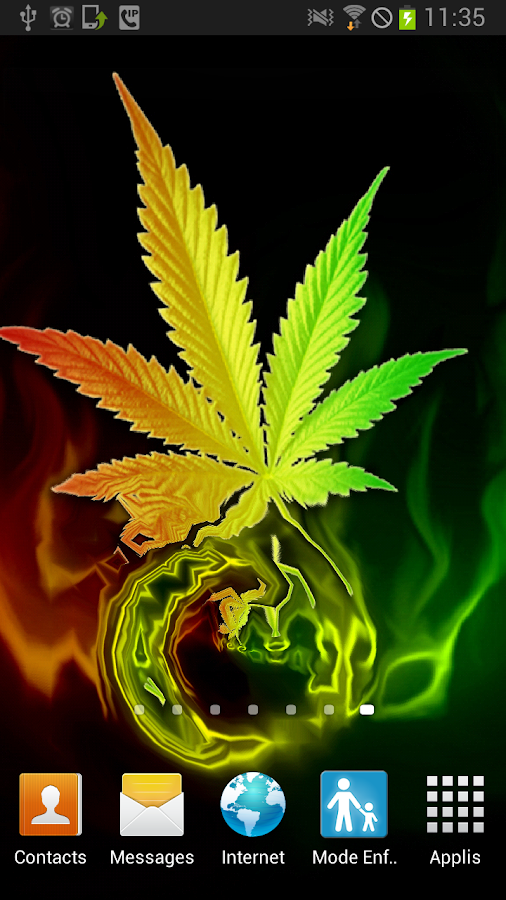 reggae rasta live wallpaper hd